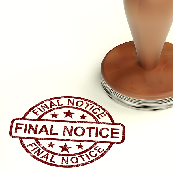Stop Debt Collection Phone Calls – Negotiate Debt With The Mail