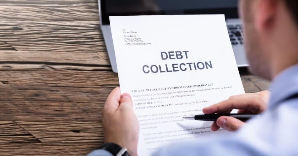 report fake debt collectors